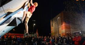 Arrampicata Sportiva al Festival della Montagna L'Aquila