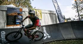 Mountain bike al Festival della Montagna
